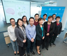 Nancy Ip, Amy Fu, Tom Cheung & group